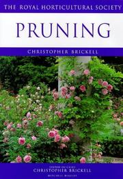 Cover of: Pruning (RHS Encyclopedia of Practical Gardening)
