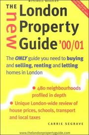 Cover of: The New London Property Guide