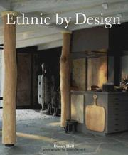 Ethnic by design by Dinah Hall