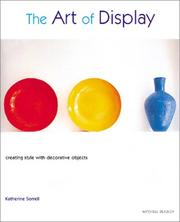 Cover of: The art of display