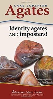 Cover of: Lake Superior Agates