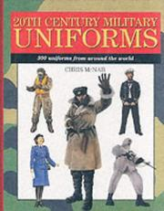 Cover of: 20th Century Military Uniforms (Expert Guide)