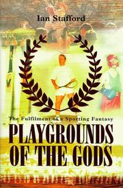 Cover of: Playgrounds of the Gods