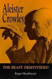 Cover of: Aleister Crowley | Roger Hutchinson
