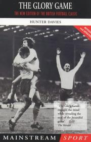 Cover of: Glory Game (Mainstream Sport)