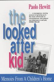 Cover of: The looked-after kid