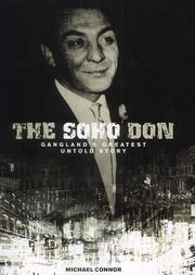 Cover of: The Soho Don | Michael Connor