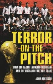 Cover of: Terror on the pitch | Robinson, Adam.