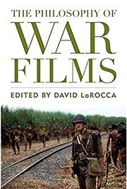 Cover of: The Philosophy of War Films
