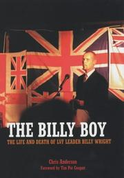 Cover of: The Billy Boy