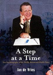 Cover of: A Step at the Time