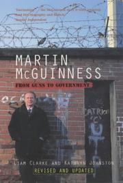 Cover of: Martin McGuinness