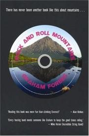 Cover of: Rock and Roll Mountains | Graham Forbes