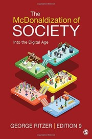 Cover of: The McDonaldization of Society
