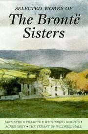 Cover of: Selected Works of the Bronte Sisters