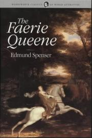 Cover of: Faerie Queene