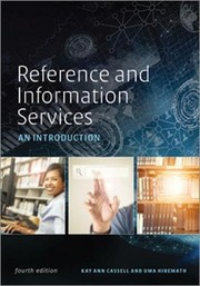 Cover of: Reference and Information Services