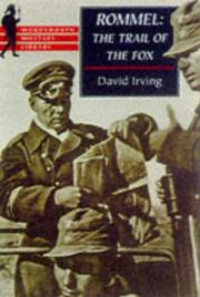 Cover of: Rommel | David John Cawdell Irving