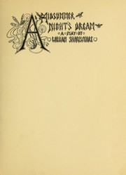 Cover of: A midsummer-night