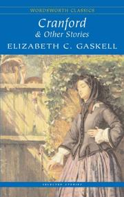 Cover of: Cranford and Selected Short Stories