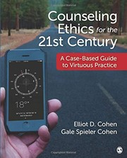 Cover of: Counseling Ethics for the 21st Century