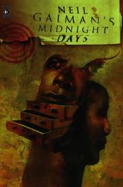 Cover of: Neil Gaimans Midnight Days