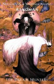 Cover of: The Sandman, The Dream Hunters