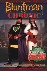 Cover of: Bluntman and Chronic