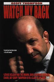 Cover of: Watch My Back