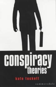 Cover of: Conspiracy Theories by Kate Tuckett