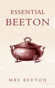 Cover of: Essential Beeton