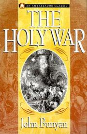 Cover of: The Holy War