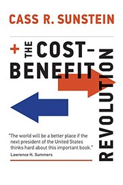 Cover of: The Cost-Benefit Revolution