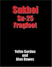 Cover of: Sukhoi Su-25 Frogfoot