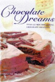 Cover of: Chocolate Dreams | Arness Lorenz