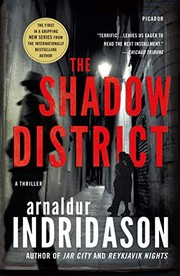 Cover of: The Shadow District