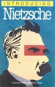 Cover of: Introducing Nietzsche | Laurence Gane