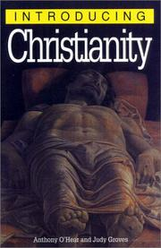 Cover of: Introducing Christianity (Introducing...(Totem))