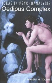 Cover of: The Oedipus Complex (Ideas in Psychoanalysis)