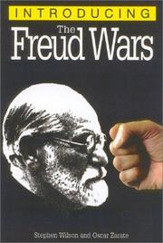 Cover of: Introducing the Freud wars | Wilson, Stephen