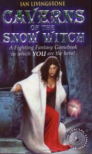 Cover of: Caverns of the Snow Witch