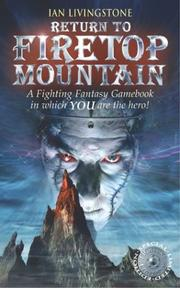 Cover of: Return to Firetop Mountain