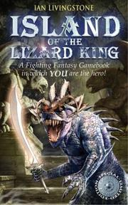 Cover of: Island of the Lizard King