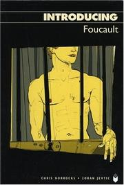 Cover of: Introducing Foucault | Chris Horrocks