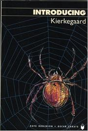 Cover of: Introducing Kierkegaard | Dave Robinson