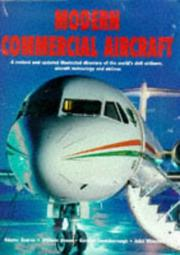 Cover of: Modern commercial aircraft