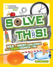 Cover of: Solve This!