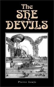 Cover of: The She Devils (Creation Classics)