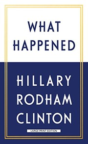 Cover of: What happened