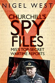 Cover of: Churchill's Spy Files